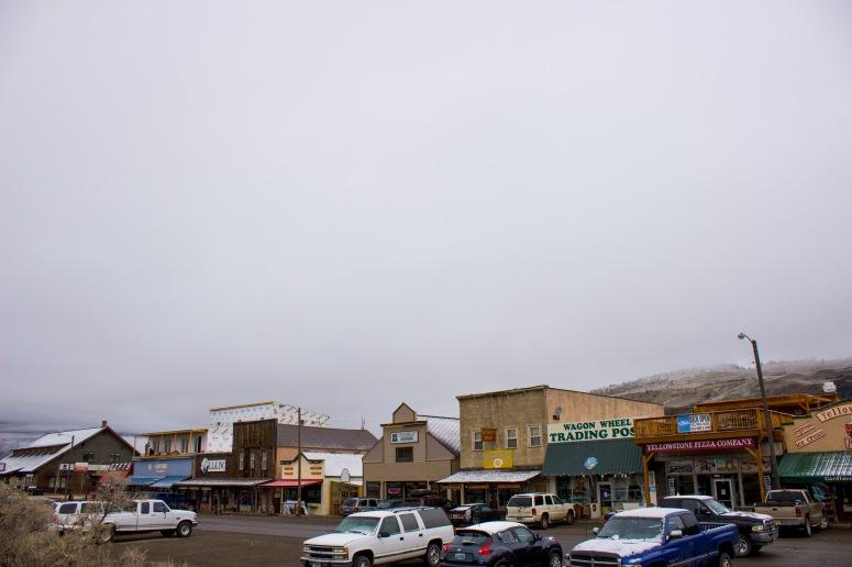 Yellowstone Town