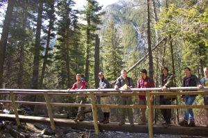 Beartooths - Boys on a bridge