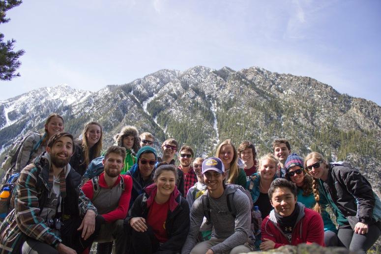 Beartooths - Hike - Group Photo