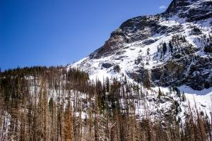 Beartooths - Hike - Rocky mountain views