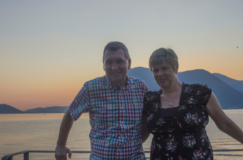 Lake Iseo - M&D anniversary photograph