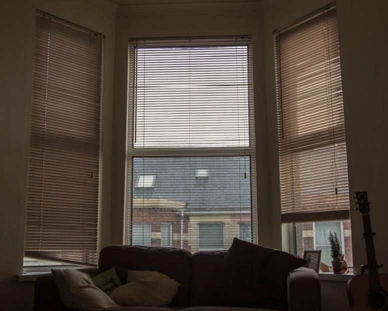 Home - Rainy window